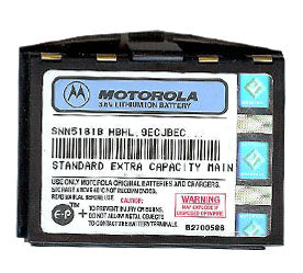 Genuine Motorola St7867 Battery