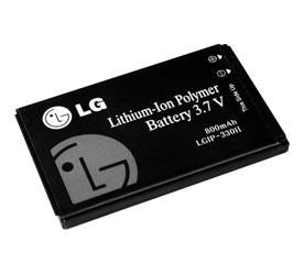 Genuine Lg Lgip 330H Battery