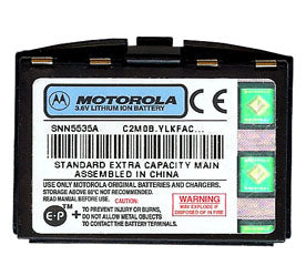 Genuine Motorola Startac P8767 Battery