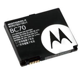 Genuine Motorola L6I Battery