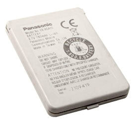 Genuine Panasonic Eb Bsa10 Battery