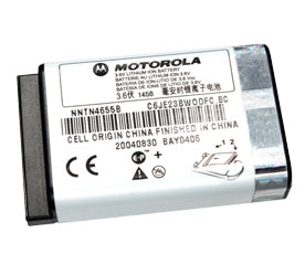 Genuine Motorola Nntn4655B Battery