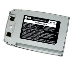 Genuine Lg Lgli Aatm Battery