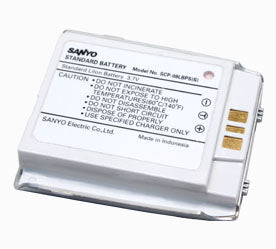 Sanyo Scp 8100 Battery
