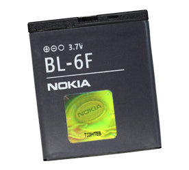 Genuine Nokia Bl 6F Battery
