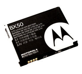 Genuine Motorola Bx50 Battery