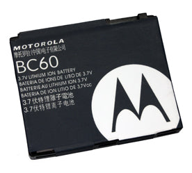 Genuine Motorola Bc60 Battery