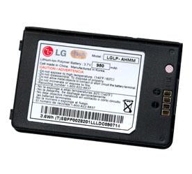 Genuine Lg Sbpp0028202 Battery