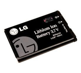 Genuine Lg Wave Ux380 Battery