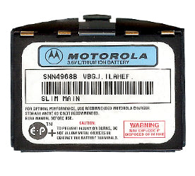 Genuine Motorola Snn4968B Battery
