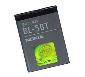 Genuine Nokia Bl 5Bt Battery