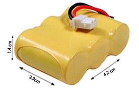 Image of Again Again Stb126 Cordless Phone Battery