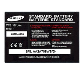 Samsung Ab553446Gabstd Battery