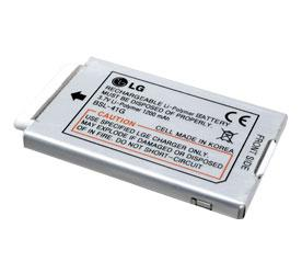 Genuine Lg U8150 Battery