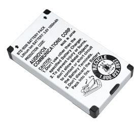 Genuine Audiovox Cdma2000 Battery