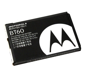 Genuine Motorola Bt60 Battery