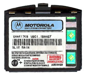 Genuine Motorola Snn5175B Battery