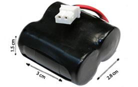 Image of Again Again Stb155 Cordless Phone Battery