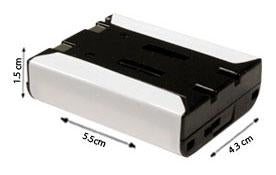 Image of Again Again Stb931 Cordless Phone Battery