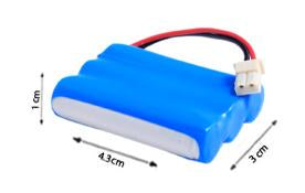 Image of Again Again Stb241 Cordless Phone Battery