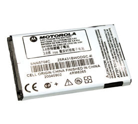 Genuine Motorola Snn5704C Battery