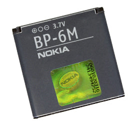 Genuine Nokia Bp 6M Battery