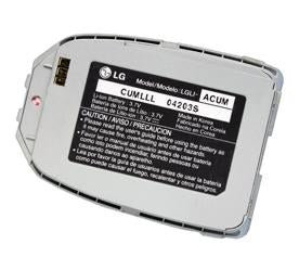 Genuine Lg Vx6000 Battery