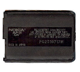 Genuine Nokia Blp 1A Battery
