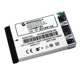 Genuine Motorola Snn5705C Battery