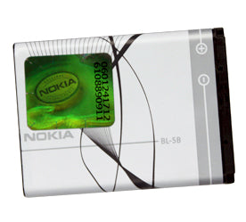 Genuine Nokia Internet Edition N80 Battery