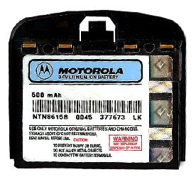 Genuine Motorola Ntn8615B Battery
