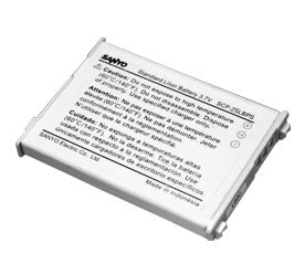 Sanyo Scp 25Lbps Battery