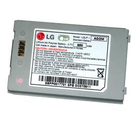 Genuine Lg Sbpp0017702 Battery