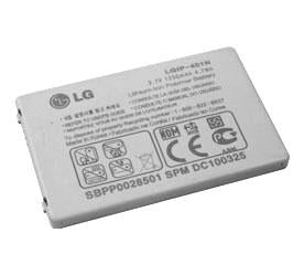 Genuine Lg Optimus Chic E720 Battery