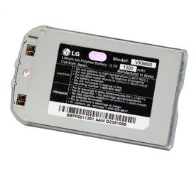 Genuine Lg Vx9800 Battery