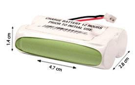 Image of Again Again Stb509 Cordless Phone Battery