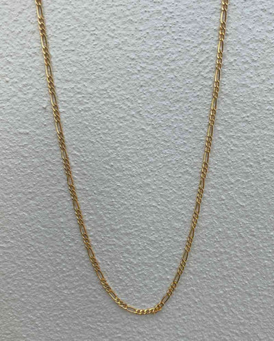 18k Gold Filled Figaro Chain Australia Online Shop