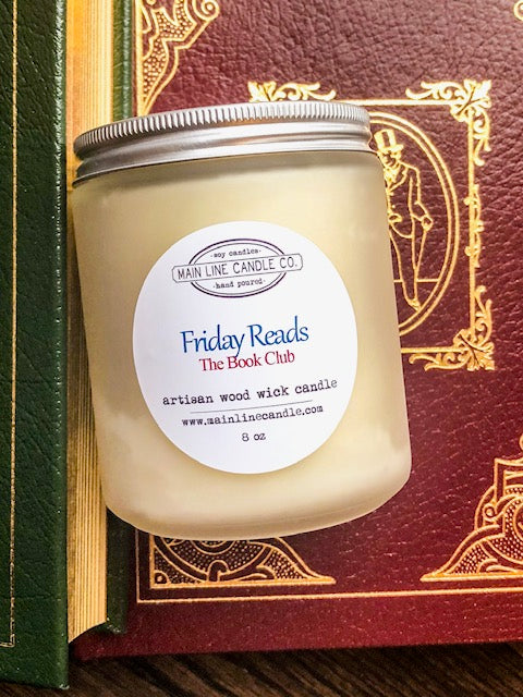 friday reads: the book club candle