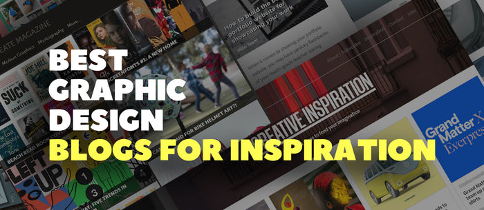 5 Best Graphic Design Blogs for Inspiration +8 Websites You Must See