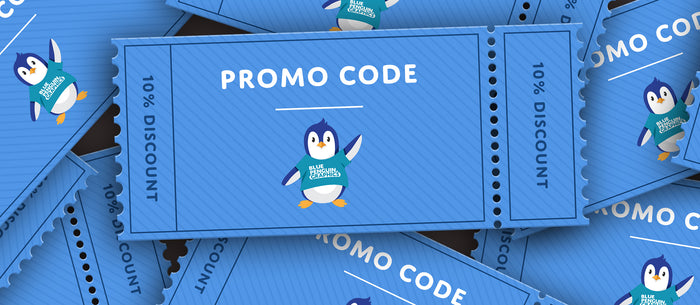 3 Ways To Get Blue Penguin Graphics Promo Codes