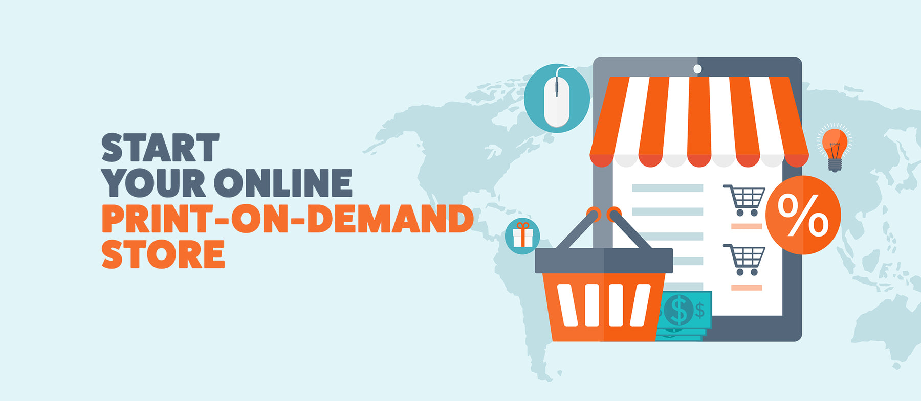 3 Websites You Need For Starting Your Online Print-On-Demand Store
