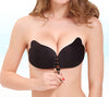 Wingbra Push Up Invisible Comfy Bra Black / A - Comfy Era