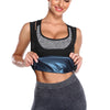 Fitness Workout Vest - By Aphrodite Shapewear Black / L-XL / United States Shapewear - Comfy Era