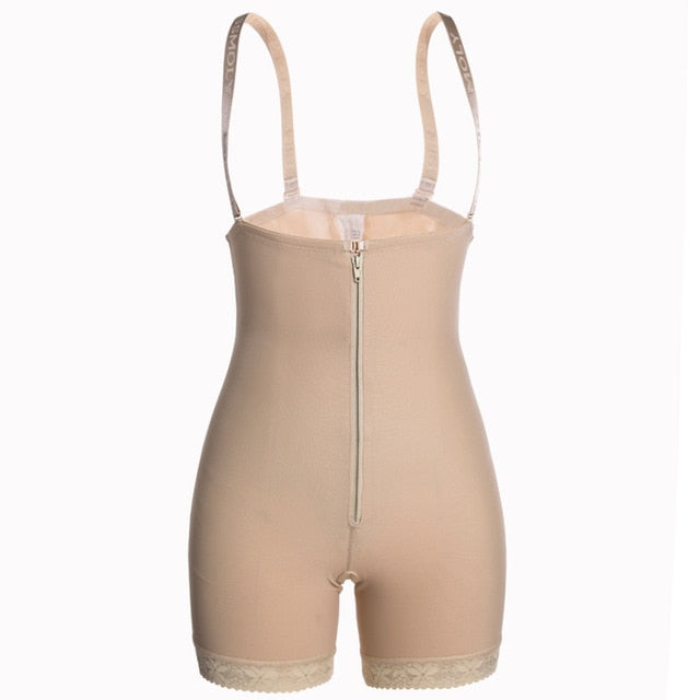 Comfyera Bodysuit Shapewear Full Body Shaper Beige / M - Comfy Era