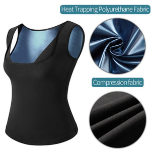 Fitness Workout Vest - By Aphrodite Shapewear Shapewear - Comfy Era