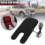 Baby and Child Rear Back Heating Seat Cushion Cover with Temperature Control