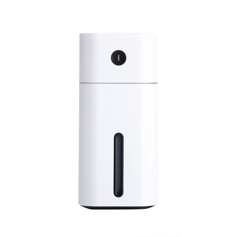 Ultrasonic Mini Air Humidifier / Essential Oil Diffuser for Car and Home - 180ml