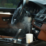 Ultrasonic Mini Air Humidifier / Essential Oil Diffuser for Car and Home - 230ml