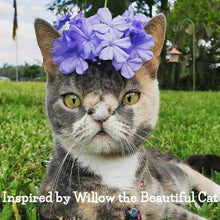 Load image into Gallery viewer, My Paper Pet Pouchpad: Willow the Beautiful Cat