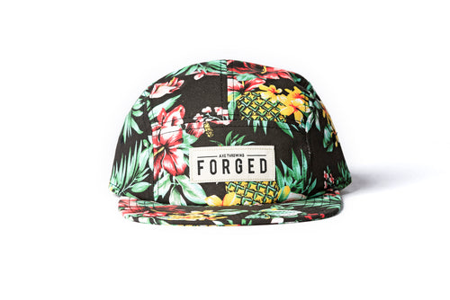 Hawaiin Forged 5 Panel